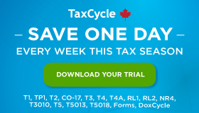 TaxCycle Free Trial